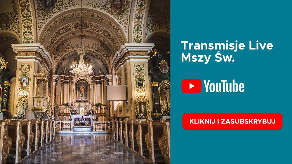 Parafia Świątniki na YouTube